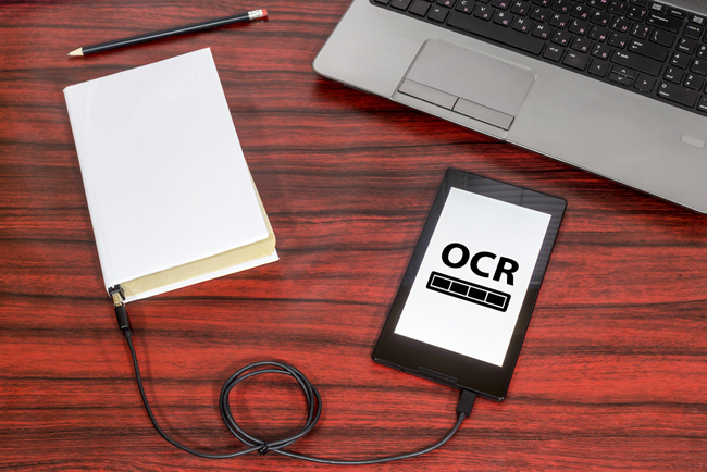 OCR Survey software